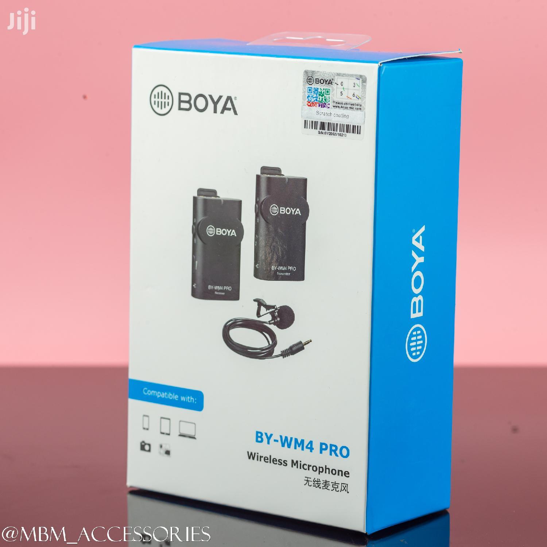 BOYA BY-WM4 Pro K1 Portable 2.4G Wireless Microphone System