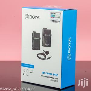 BOYA BY-WM4 Pro K1 Portable 2.4G Wireless Microphone System | Audio & Music Equipment for sale in Dar es Salaam, Kinondoni