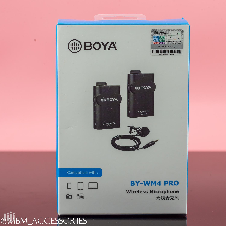 BOYA BY-WM4 Pro K1 Portable 2.4G Wireless Microphone System | Audio & Music Equipment for sale in Kinondoni, Dar es Salaam, Tanzania