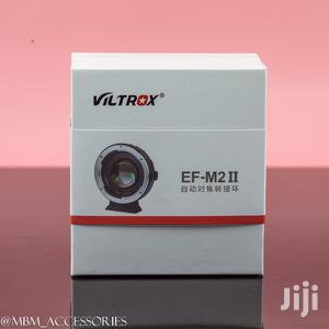 Viltrox EF-M2II AF EXIF 0.71X Speed Booster Lens Adapter | Accessories & Supplies for Electronics for sale in Dar es Salaam, Kinondoni
