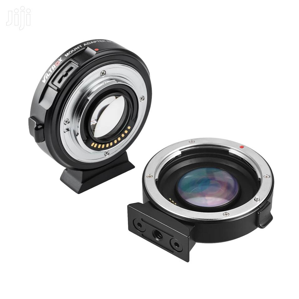 Viltrox EF-M2II AF EXIF 0.71X Speed Booster Lens Adapter | Accessories & Supplies for Electronics for sale in Kinondoni, Dar es Salaam, Tanzania