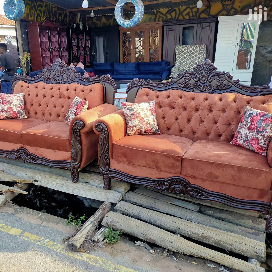 Royal Design (3:2:1:1)   Furniture for sale in Kinondoni, Dar es Salaam, Tanzania