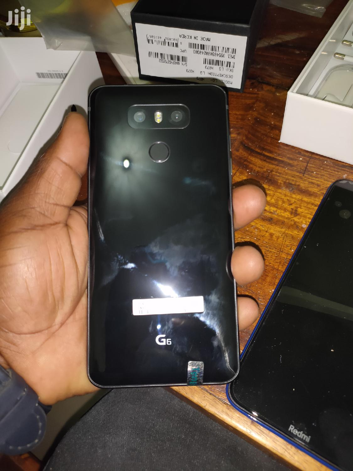 New LG G6 32 GB Silver | Mobile Phones for sale in Mbeya City, Mbeya Region, Tanzania