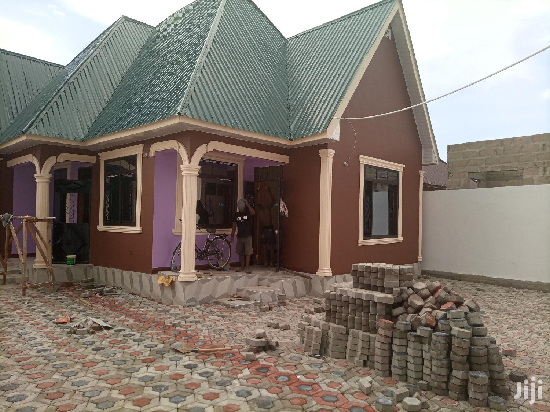 Nyumba Ya Vyumba Vitatu Inauzwa Ipo Mbagala Chamazi Mapemba | Houses & Apartments For Sale for sale in Temeke, Dar es Salaam, Tanzania