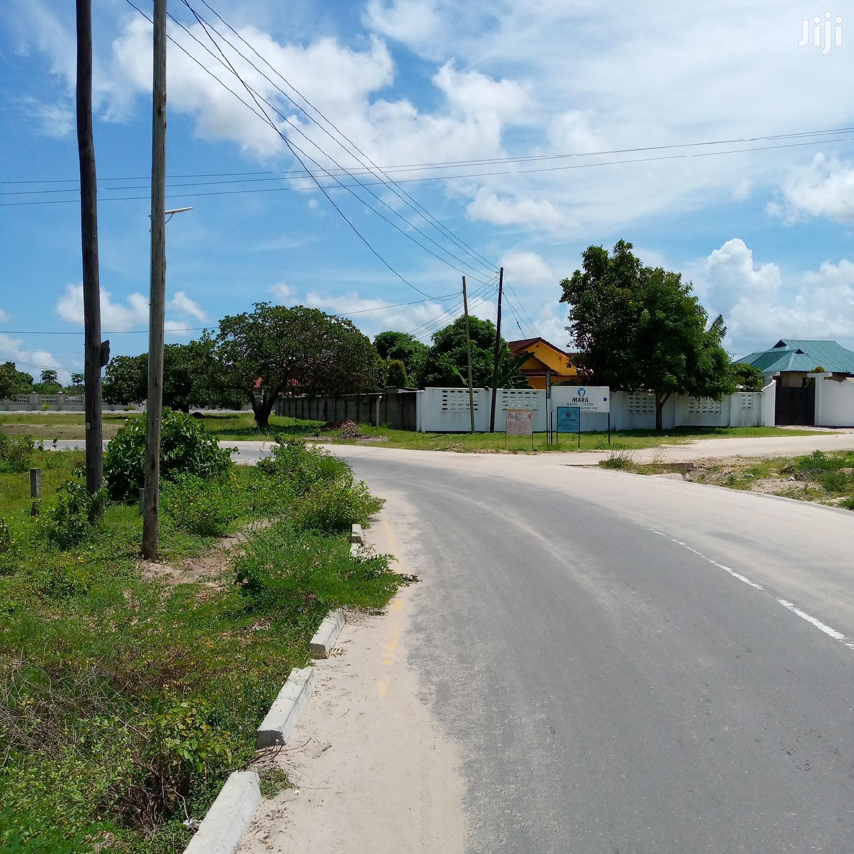 Archive: Plot For Sale Mtonikijichi