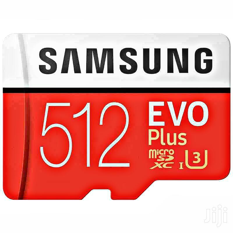 Samsung Memory Card 512GB
