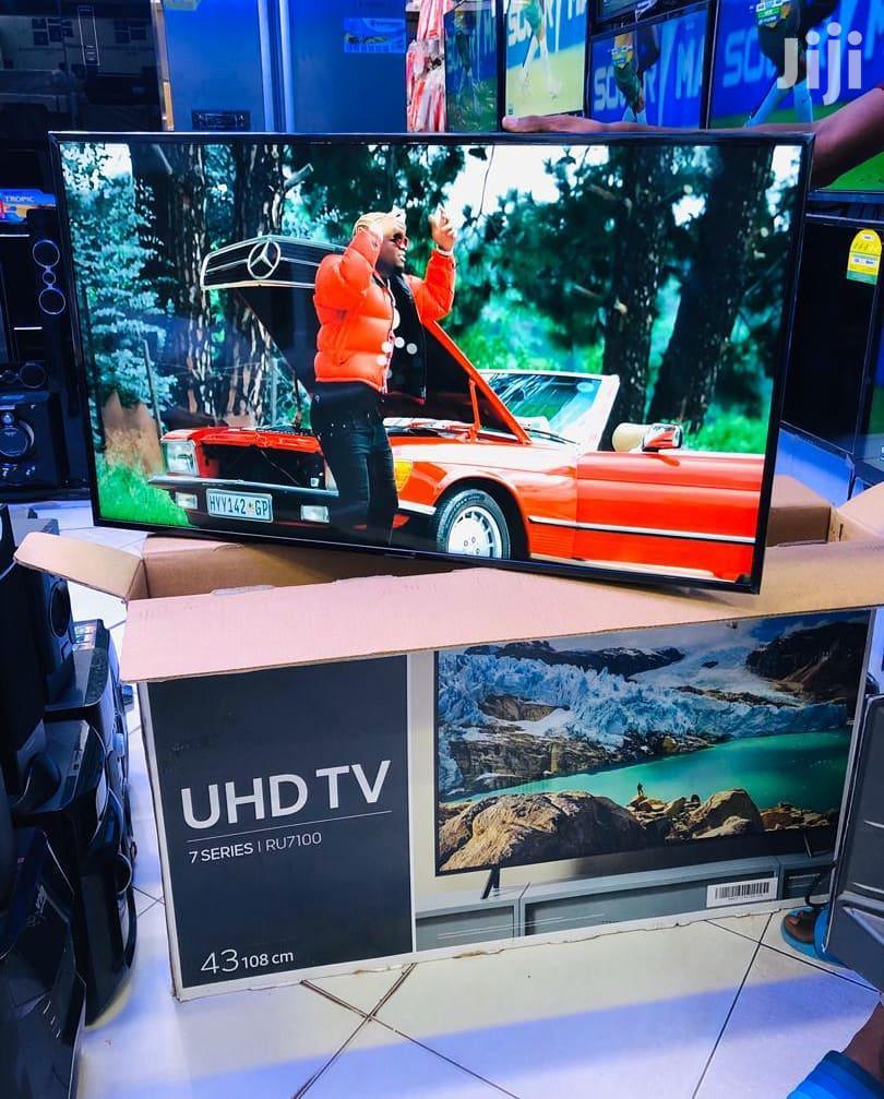 Samsung Smart TV 4K Inch 43