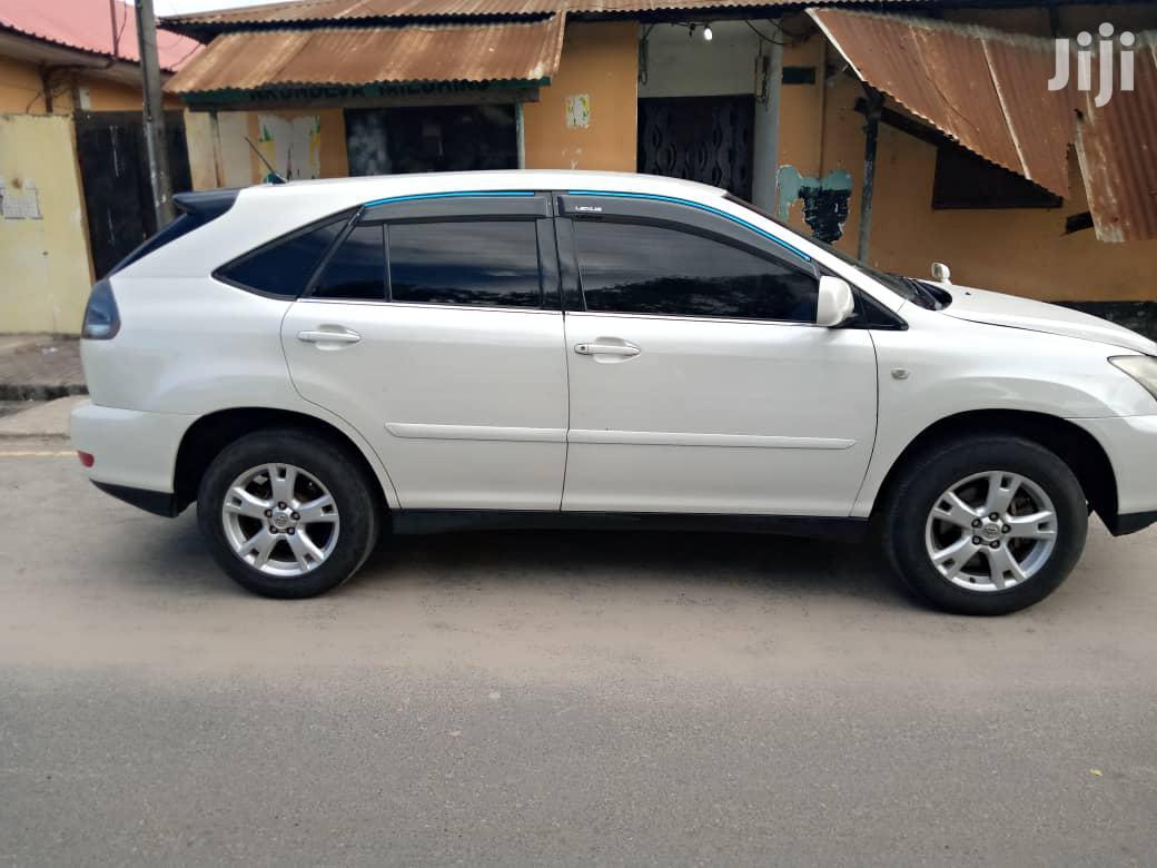 New Toyota Harrier 2004 White | Cars for sale in Kinondoni, Dar es Salaam, Tanzania