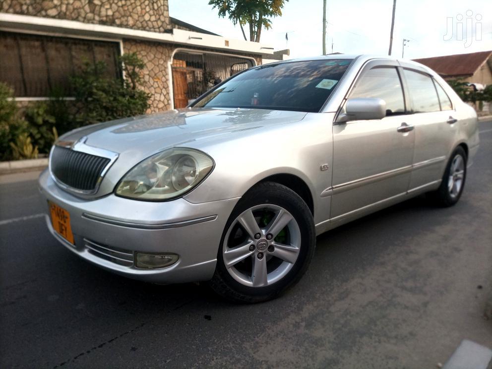 Toyota Brevis 2001 Silver | Cars for sale in Kinondoni, Dar es Salaam, Tanzania