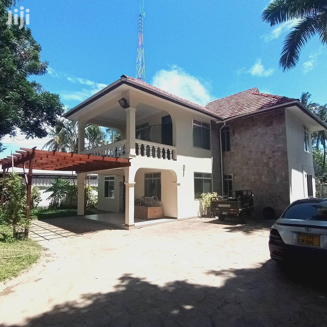 Archive: Stand Alone House For Rent At Mbezi Beach