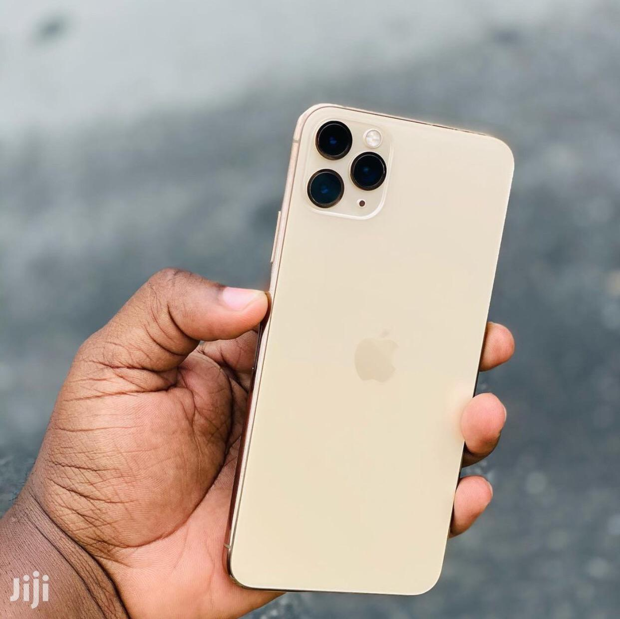 New Apple iPhone 11 Pro Max 256 GB Gold | Mobile Phones for sale in Ilala, Dar es Salaam, Tanzania