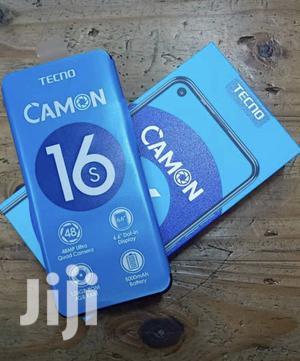 New Tecno Camon 16S 128 GB | Mobile Phones for sale in Dar es Salaam, Kinondoni