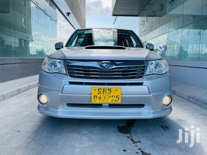 New Subaru Forester 2010 Silver | Cars for sale in Dar es Salaam, Kinondoni