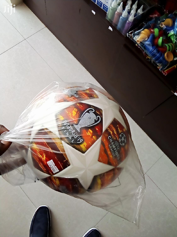 Soccer Ball Original (Fifa Approved Matchball) | Sports Equipment for sale in Kinondoni, Dar es Salaam, Tanzania