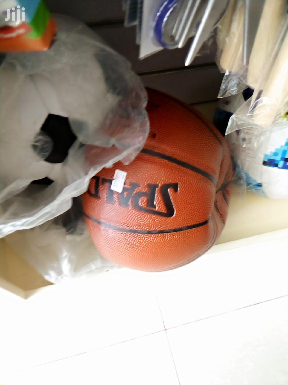 Spalding Basketball | Sports Equipment for sale in Kinondoni, Dar es Salaam, Tanzania