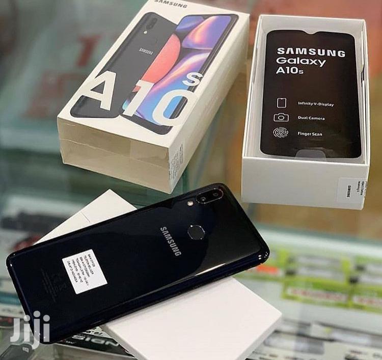 New Samsung Galaxy A10s 32 GB Black | Mobile Phones for sale in Ilala, Dar es Salaam, Tanzania