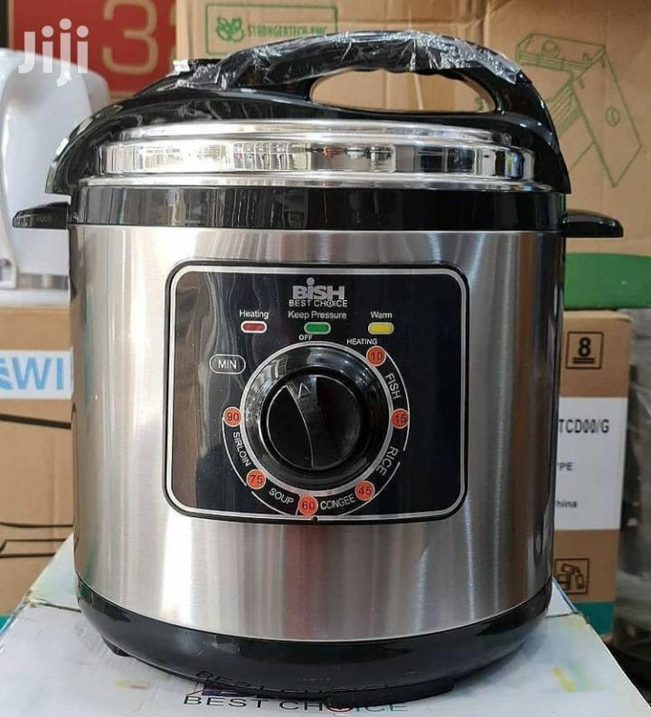 Archive: Christmas Offer! Bish Pressure Cooker