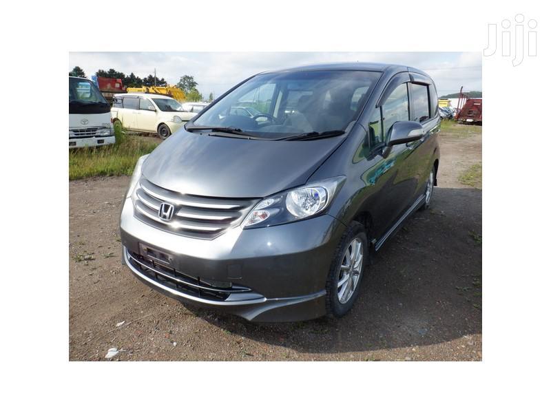 Honda Freed 2009 Silver in Ilala - Cars, Asmah Mgazi   Jiji.co.tz