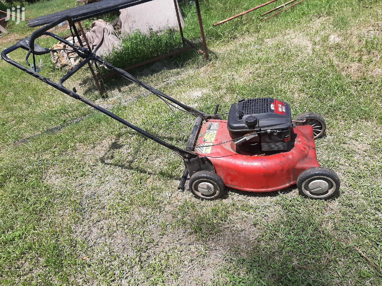 Lawn Mower Self Drive