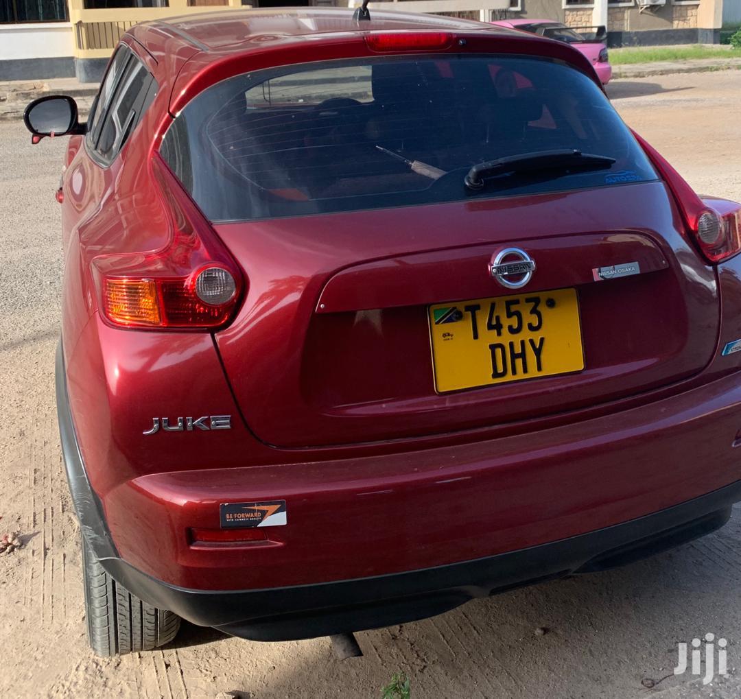 Archive: Nissan Juke 2006 Red in Kinondoni - Cars, Rajabu ...
