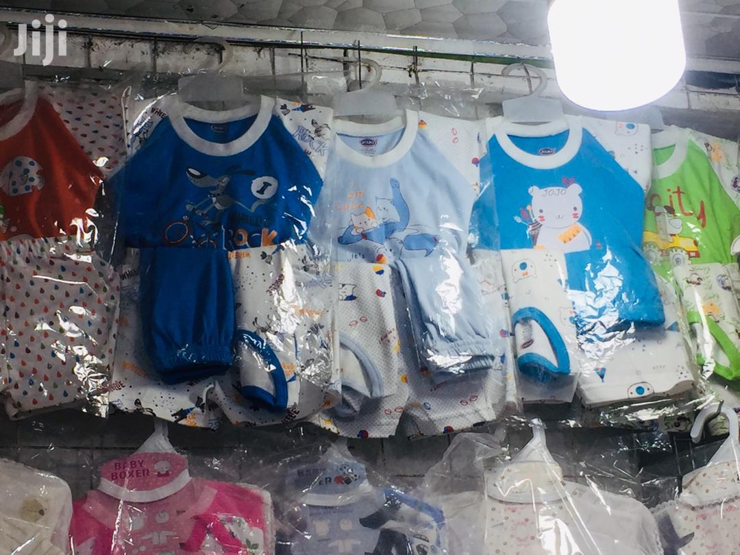 Archive: Baby Suit Soft Material