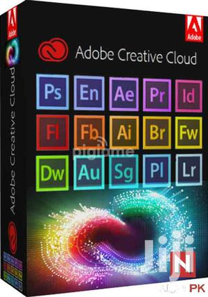Adobe Master Collection CC   Software for sale in Arusha Region, Arusha