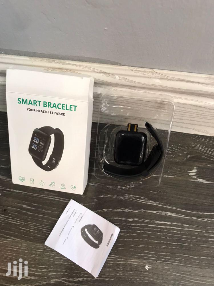 Smart Bracelet Id 11 Plus | Smart Watches & Trackers for sale in Kinondoni, Dar es Salaam, Tanzania
