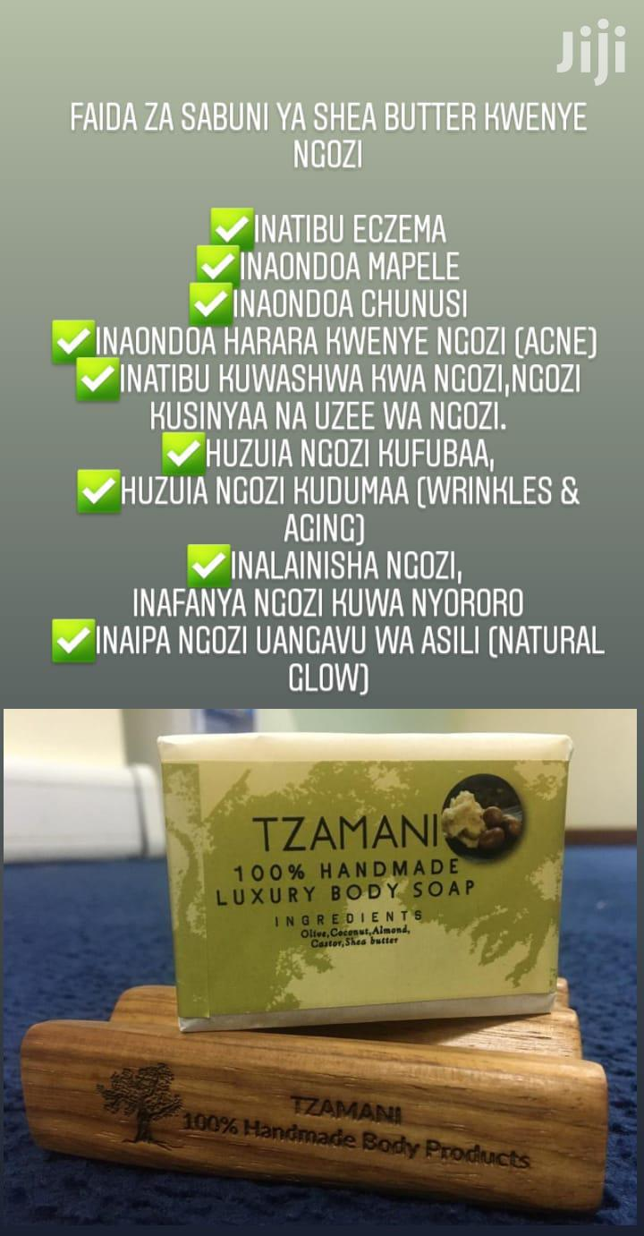 Archive: TZAMANI Shea Butter Soap