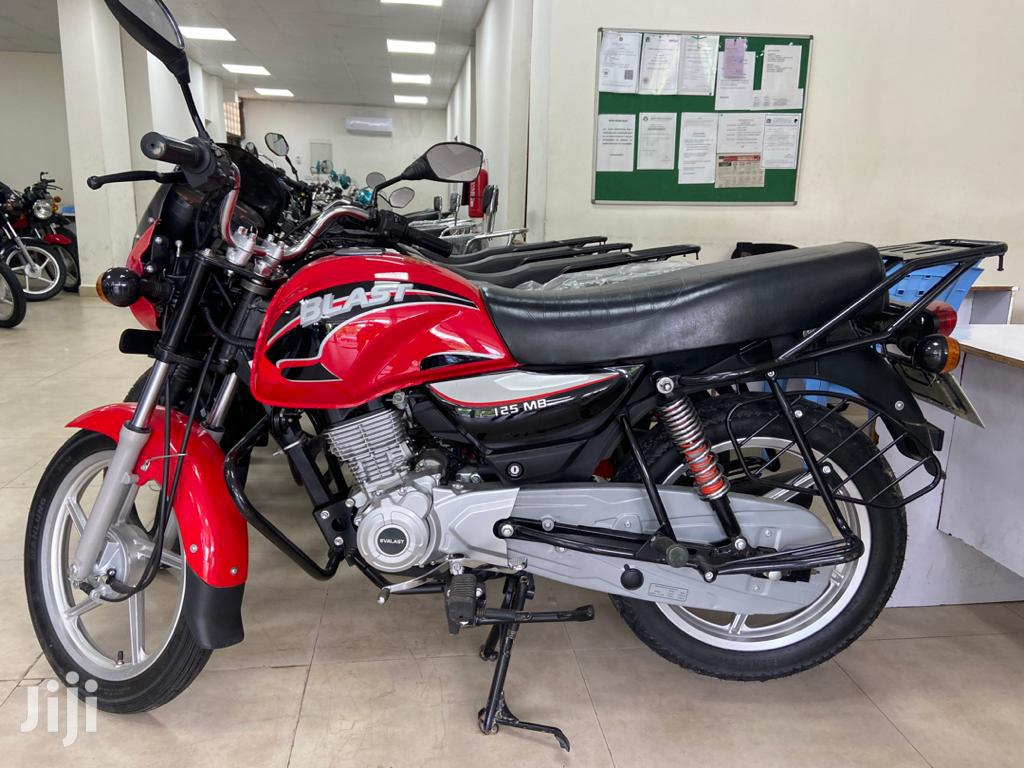 New Motorcycle 2020 Black | Motorcycles & Scooters for sale in Ilala, Dar es Salaam, Tanzania