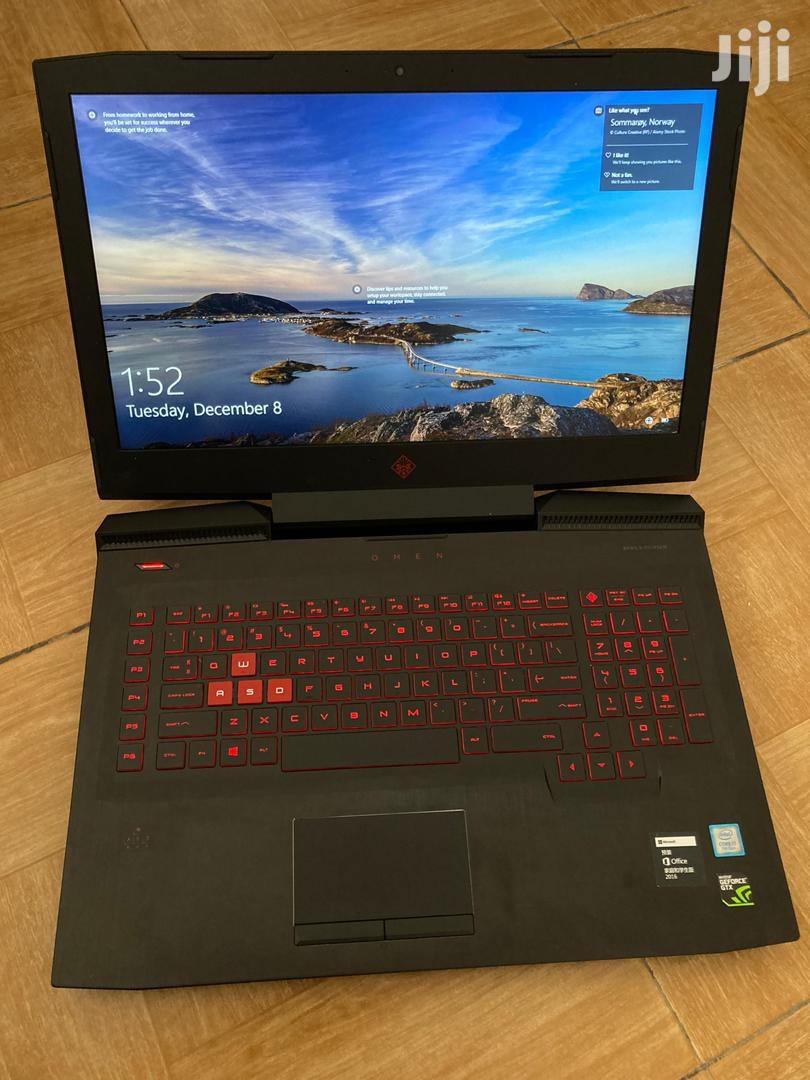 Archive: New Laptop HP Omen 17 16GB Intel Core I7 HDD 1T