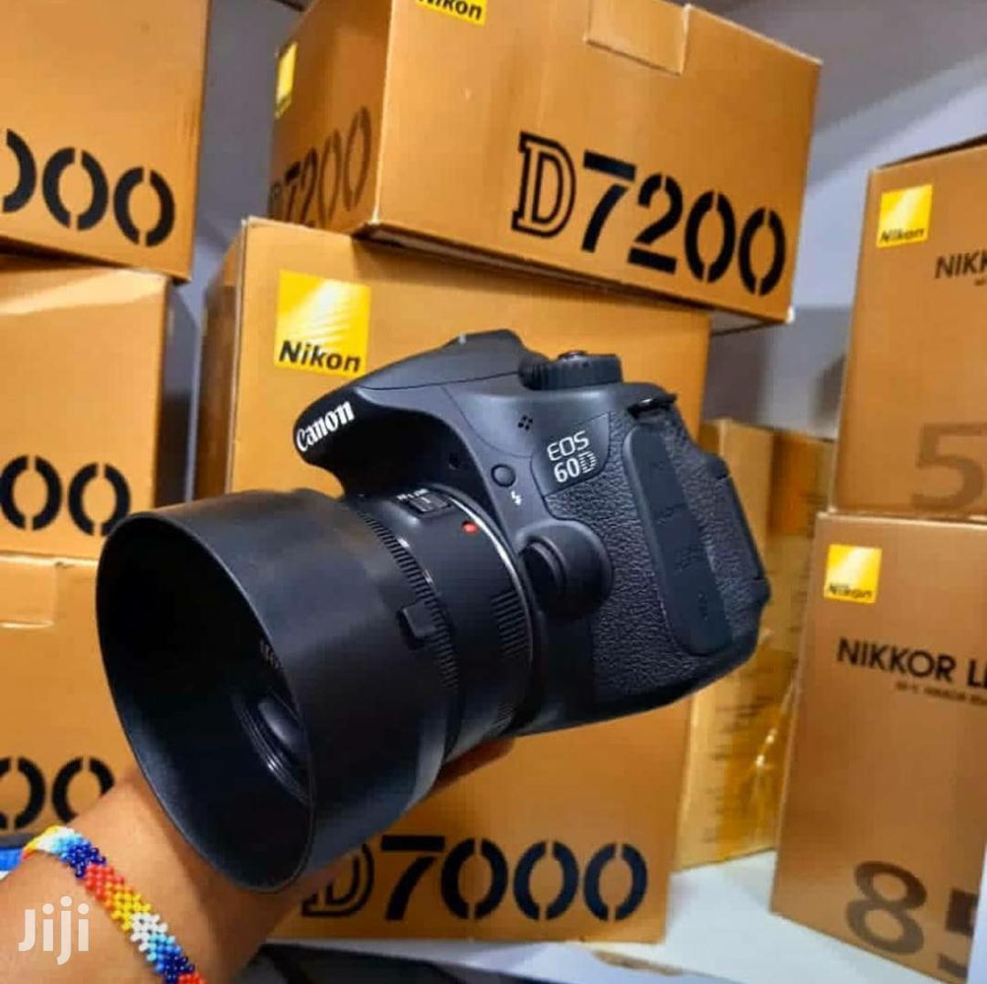 Canon 60D Lens 50mm