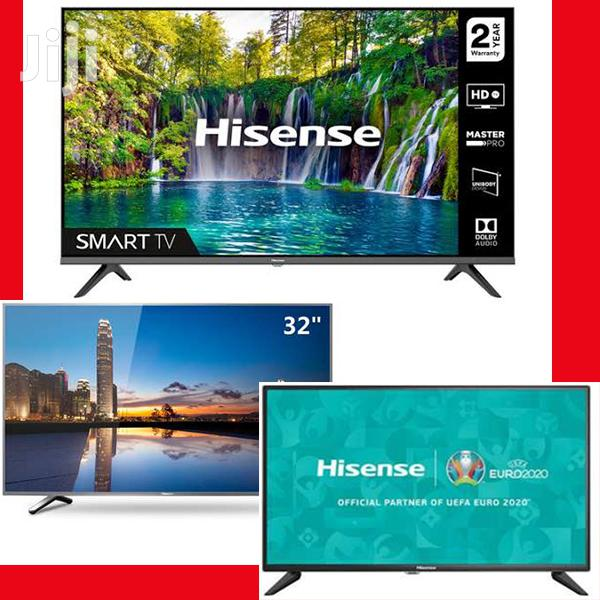 Hisense Flat TV 32 Inches, Brand New