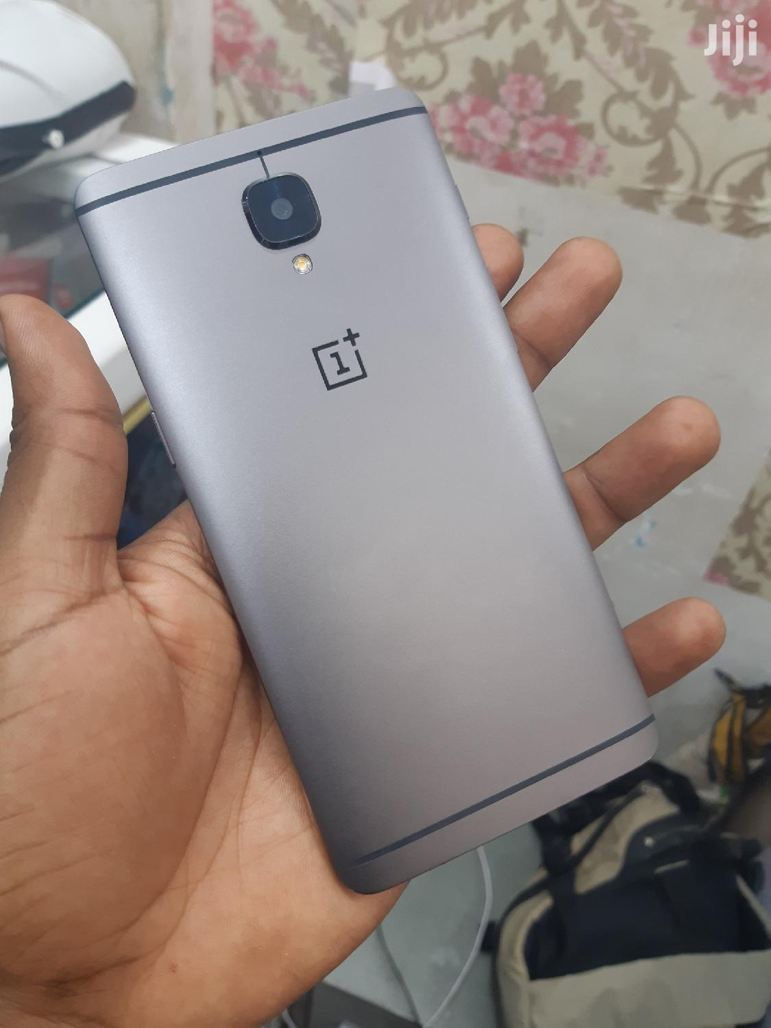 Archive: OnePlus 3 64 GB Gray