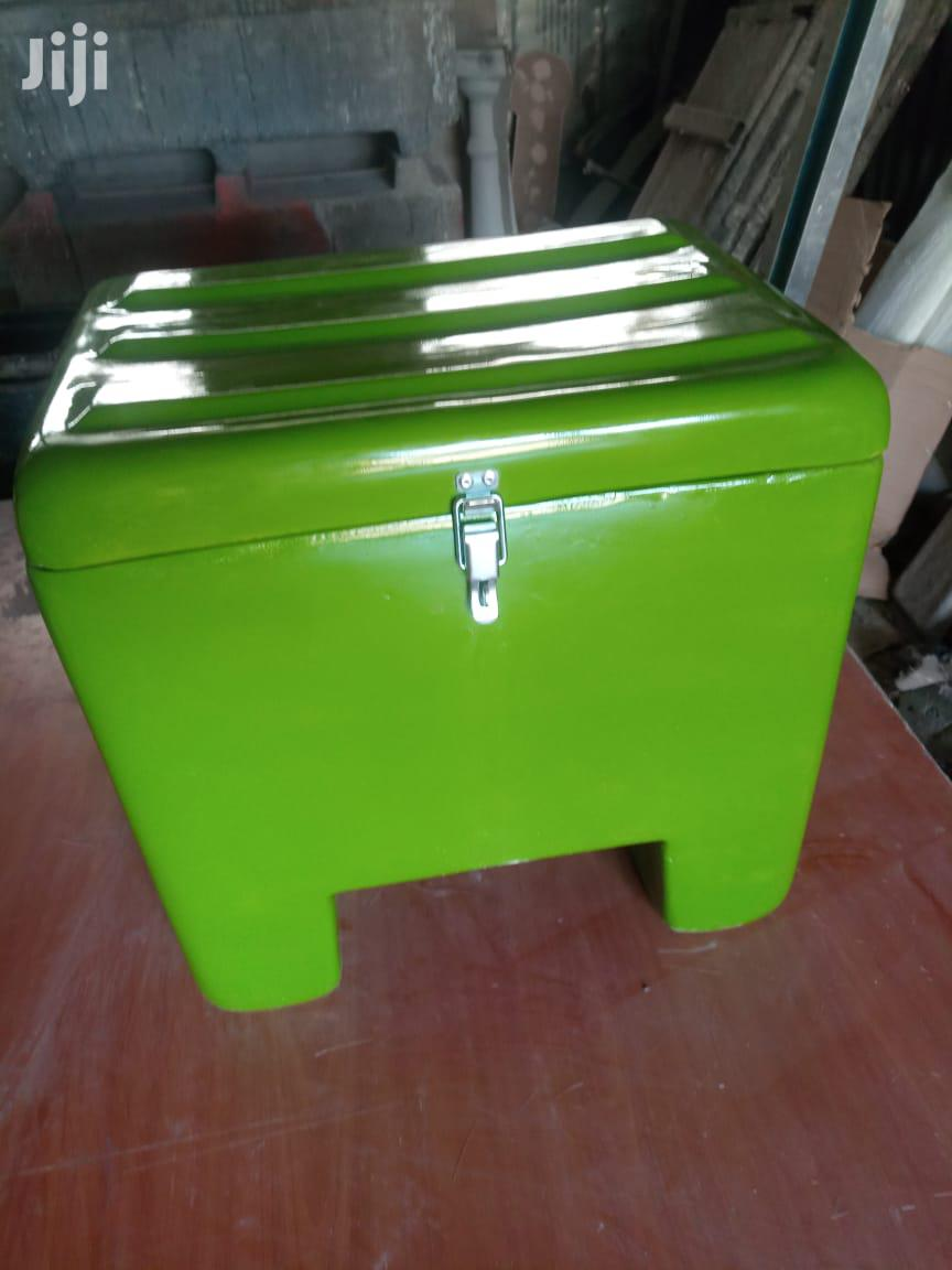 Archive: We Make Delivery/Carrier Boxes For Motorbikes
