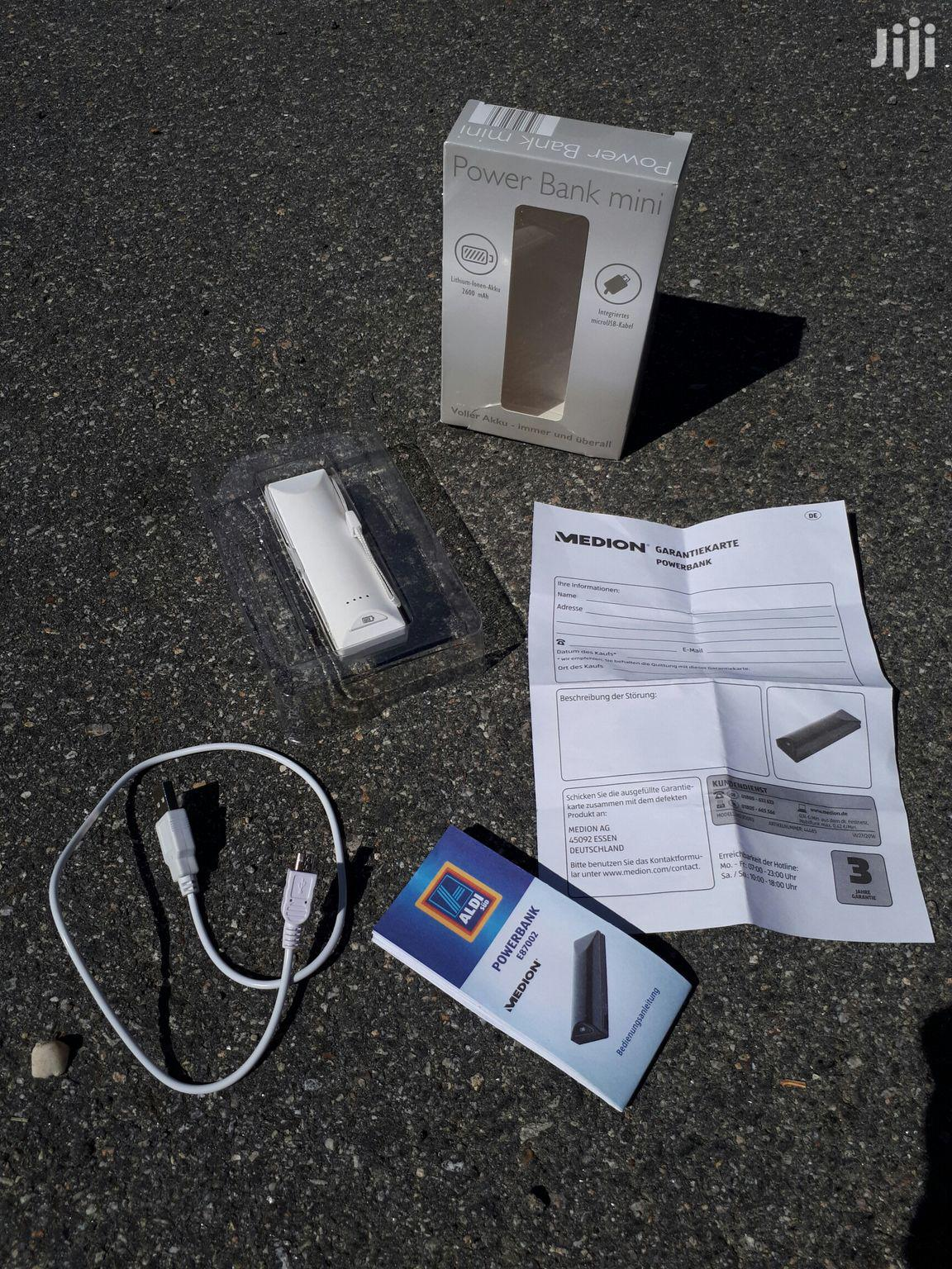 Medion Power Bank | Accessories for Mobile Phones & Tablets for sale in Kinondoni, Dar es Salaam, Tanzania