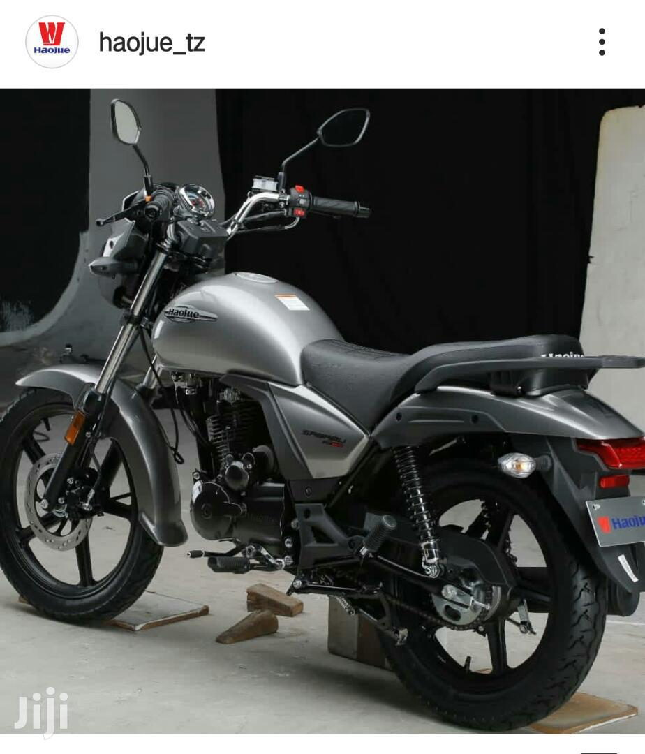 New Haojue HJ125-8K 2020 Black | Motorcycles & Scooters for sale in Ilala, Dar es Salaam, Tanzania