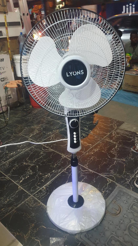 Lyons Standing Fan | Home Appliances for sale in Ilala, Dar es Salaam, Tanzania