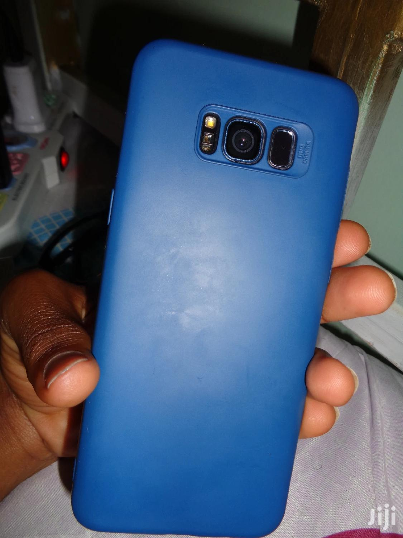 Samsung Galaxy S8 Plus 64 GB Blue | Mobile Phones for sale in Arusha, Arusha Region, Tanzania