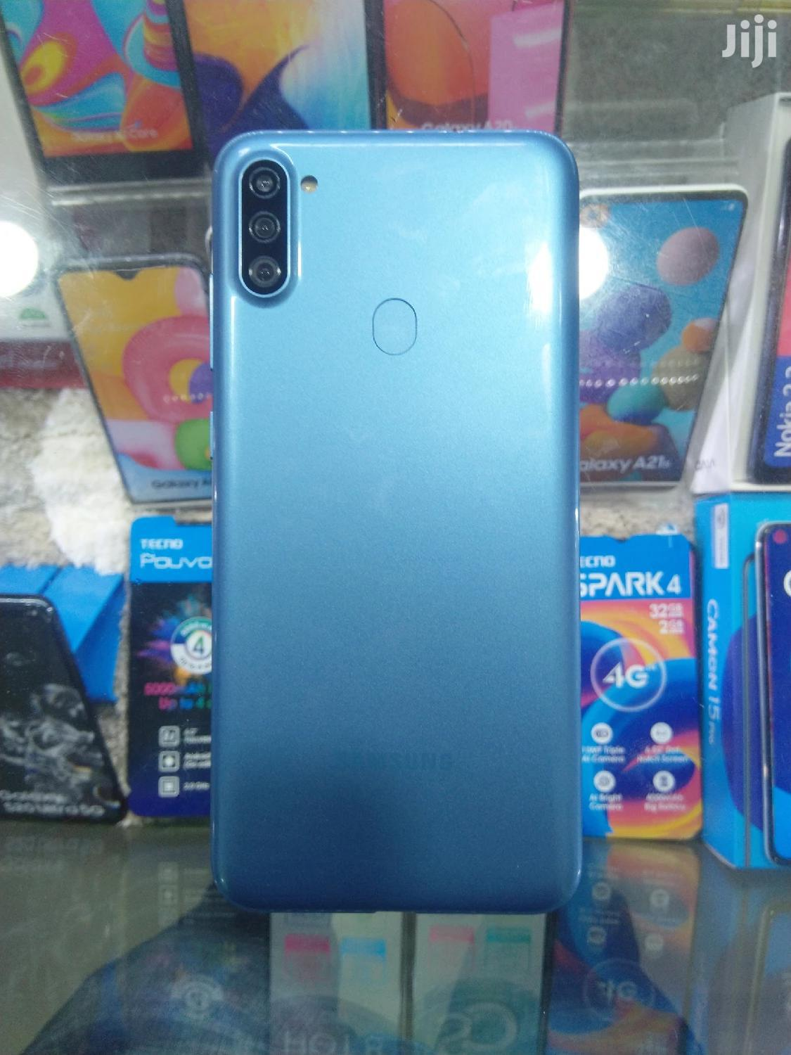 New Samsung Galaxy A11 32 GB Black | Mobile Phones for sale in Ilala, Dar es Salaam, Tanzania