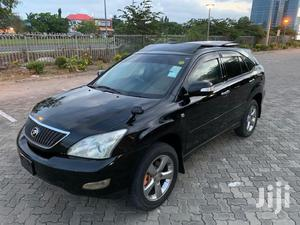 Toyota Harrier 2007 Black | Cars for sale in Dar es Salaam, Kinondoni
