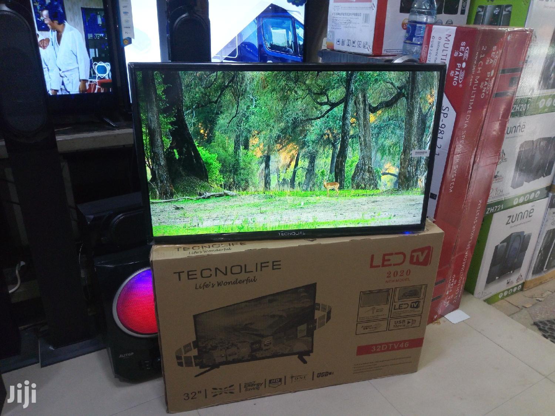 TECNO Life LED TV Inch 32