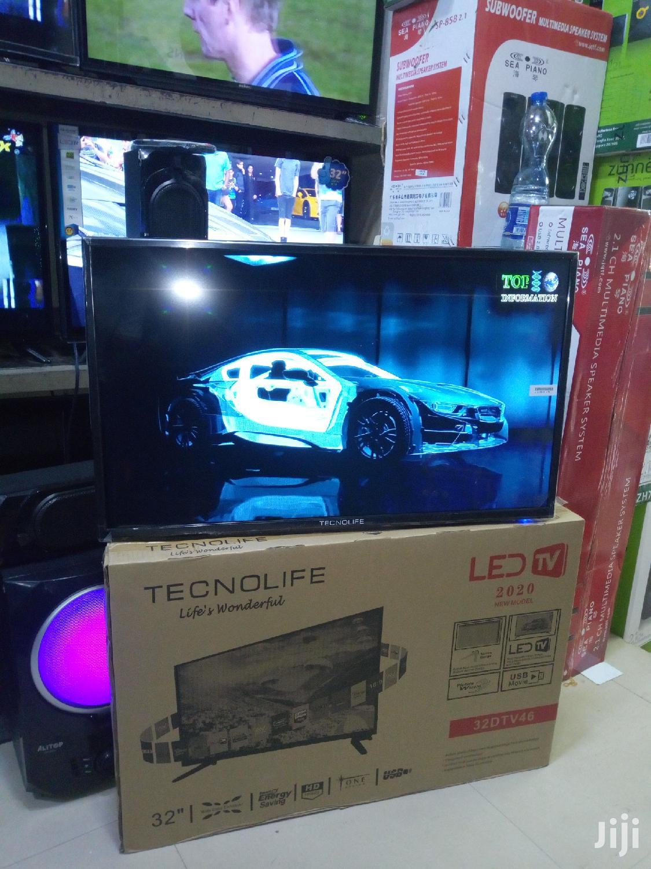 TECNO Life LED TV Inch 32   TV & DVD Equipment for sale in Ilala, Dar es Salaam, Tanzania