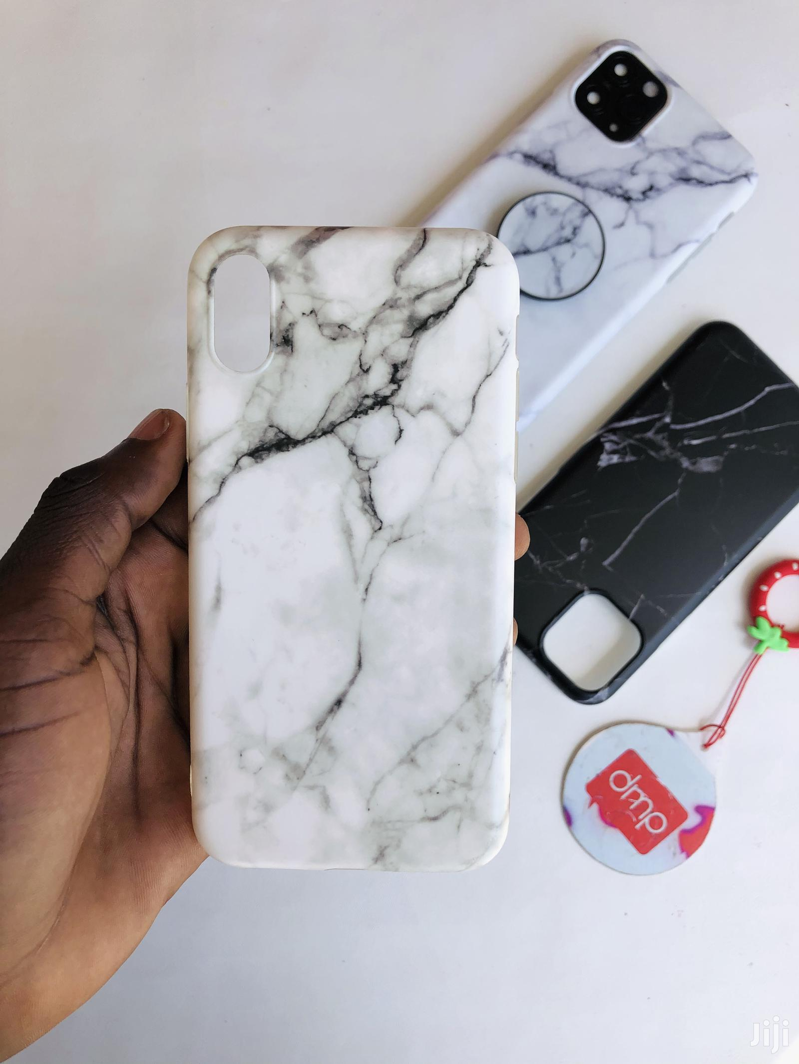 Marble Cover Cases | Accessories for Mobile Phones & Tablets for sale in Kinondoni, Dar es Salaam, Tanzania