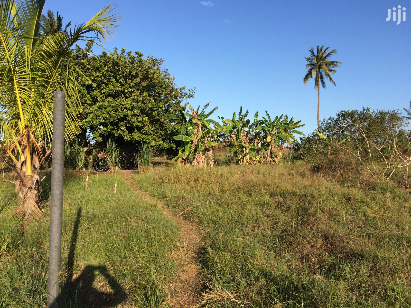 1.8 Acres Of Land For Sale At Kigamboni Bamba.