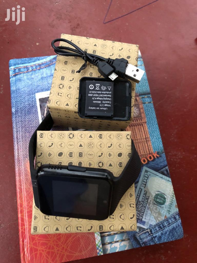 Gt08 Smartwatch   Smart Watches & Trackers for sale in Kinondoni, Dar es Salaam, Tanzania