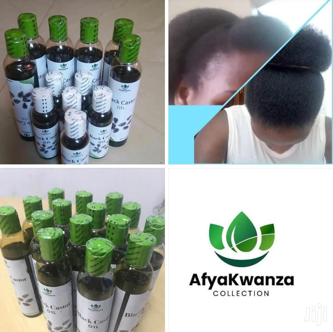 Archive: Afyakwanza Black Castor Oil