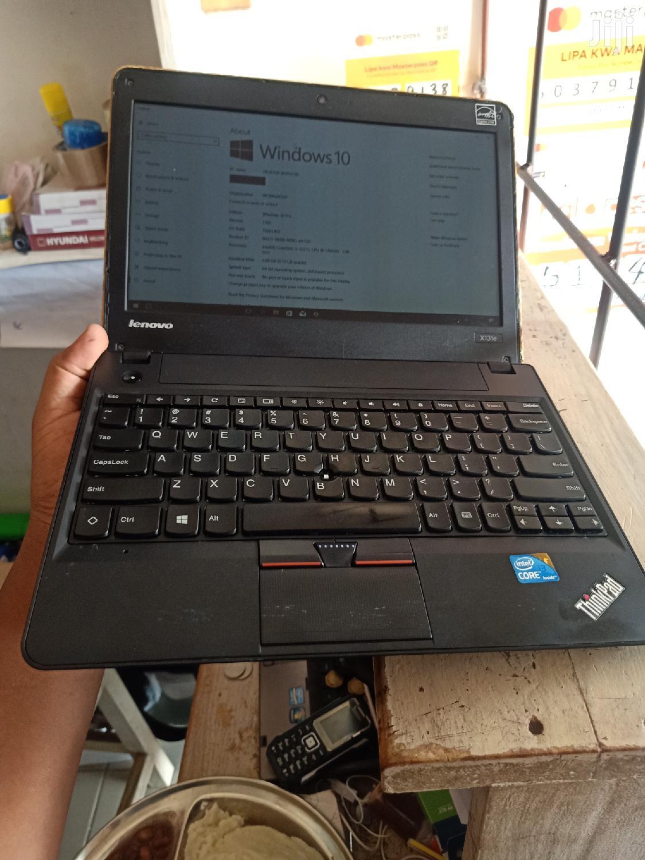 Archive: Laptop Lenovo ThinkPad X131e 4GB Intel Core I3 HDD 320GB