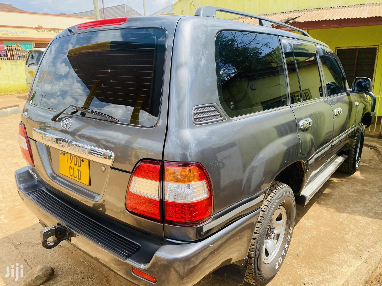Toyota Land Cruiser 2004 Black | Cars for sale in Ilemela, Mwanza Region, Tanzania