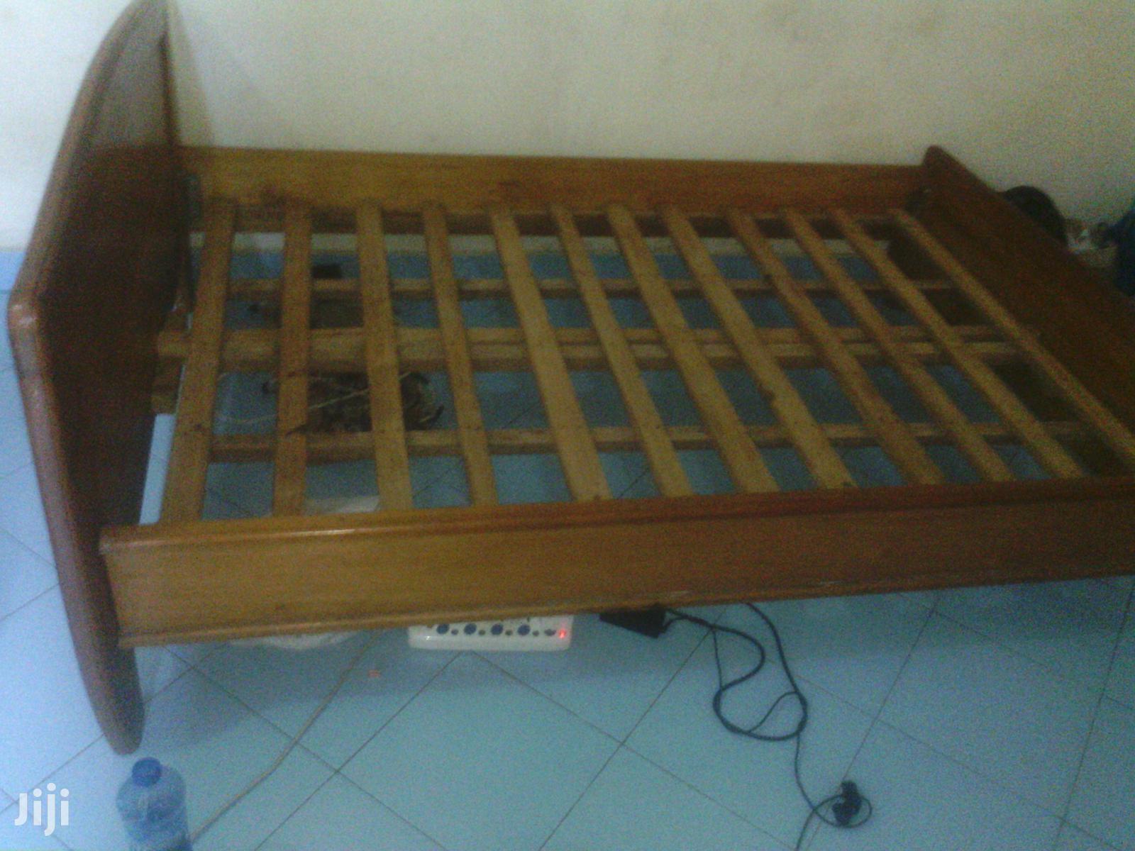 Kitanda Cha Mbao | Furniture for sale in Kinondoni, Dar es Salaam, Tanzania