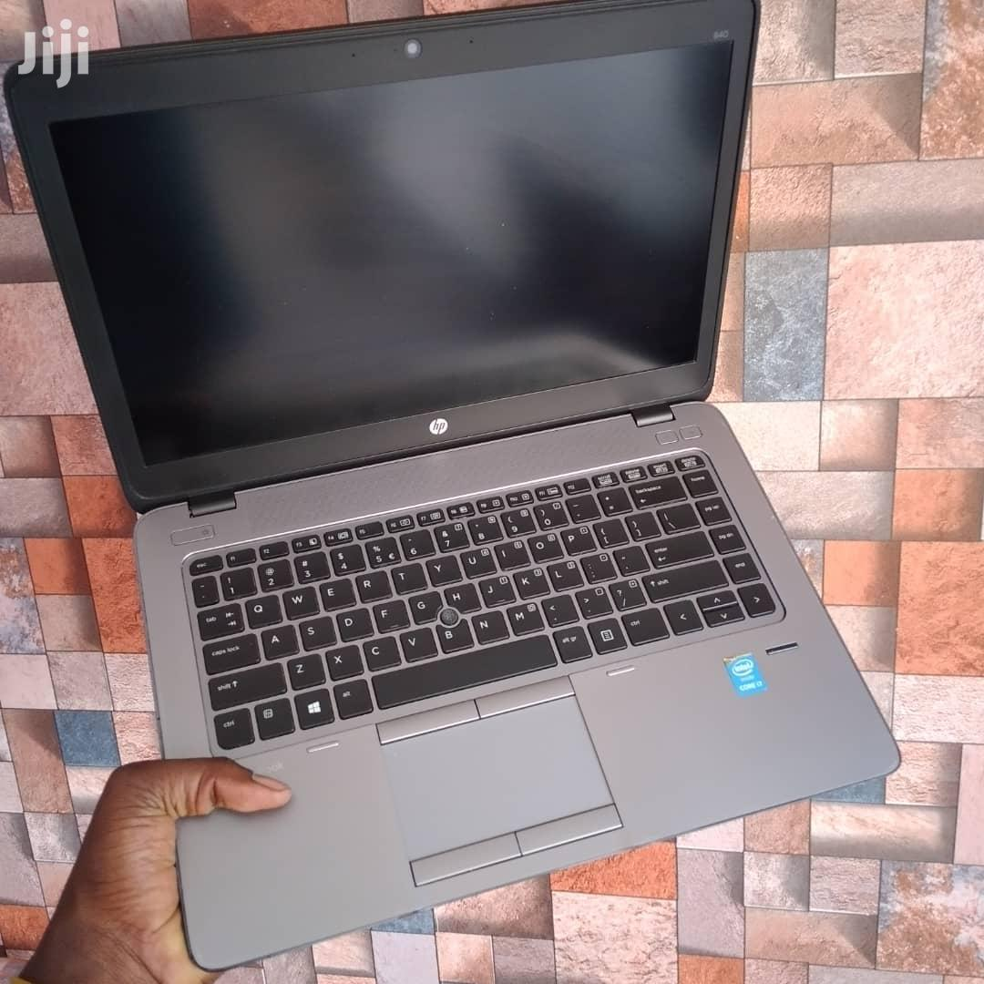 Archive: Laptop HP EliteBook 840 4GB Intel Core I7 HDD 500GB